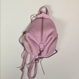 Rebecca Minkoff Julian Backpack Mini. Lilac